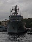 2013-08-30 Севастополь. Вспомогательное судно A512 Mosel ВМС Германии (10).JPG