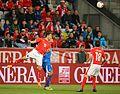 2014-05-30 Austria - Iceland football match, Markus Suttner 0324.jpg