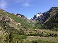 2014-06-23 15 12 43 View south from the Glacier Overlook in Lamoille Canyon, Nevada.JPG
