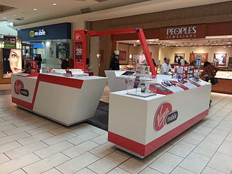 Virgin Mobile Canada - VM Kiosk