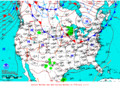 2015-10-08 Surface Weather Map NOAA.png