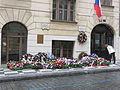 2015-11-17 Praha – Věnce před Hlávkovou kolejí (IMG 3393).JPG