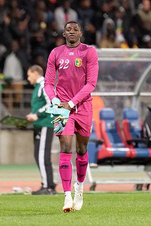 Aly Yirango - Image: 20150331 Mali vs Ghana 206