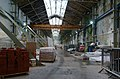 2015 London-Woolwich, Arsenal Way, warehouse.JPG