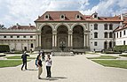 2015 Pałac Wallensteina w Pradze.jpg