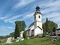 2015 Poręba, kościół św. Sebastiana 04.JPG