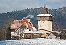 2015 Wieża mieszkalna w Żelaźnie 01.jpg