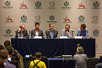 2015 Wikimania press conference-9.jpg