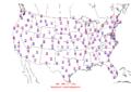 2016-04-16 Max-min Temperature Map NOAA.png
