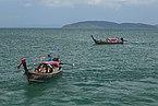2016 Prowincja Krabi, Widoki ze statku płynącego na trasie Ao Nang - Ko Lanta Yai (25).jpg