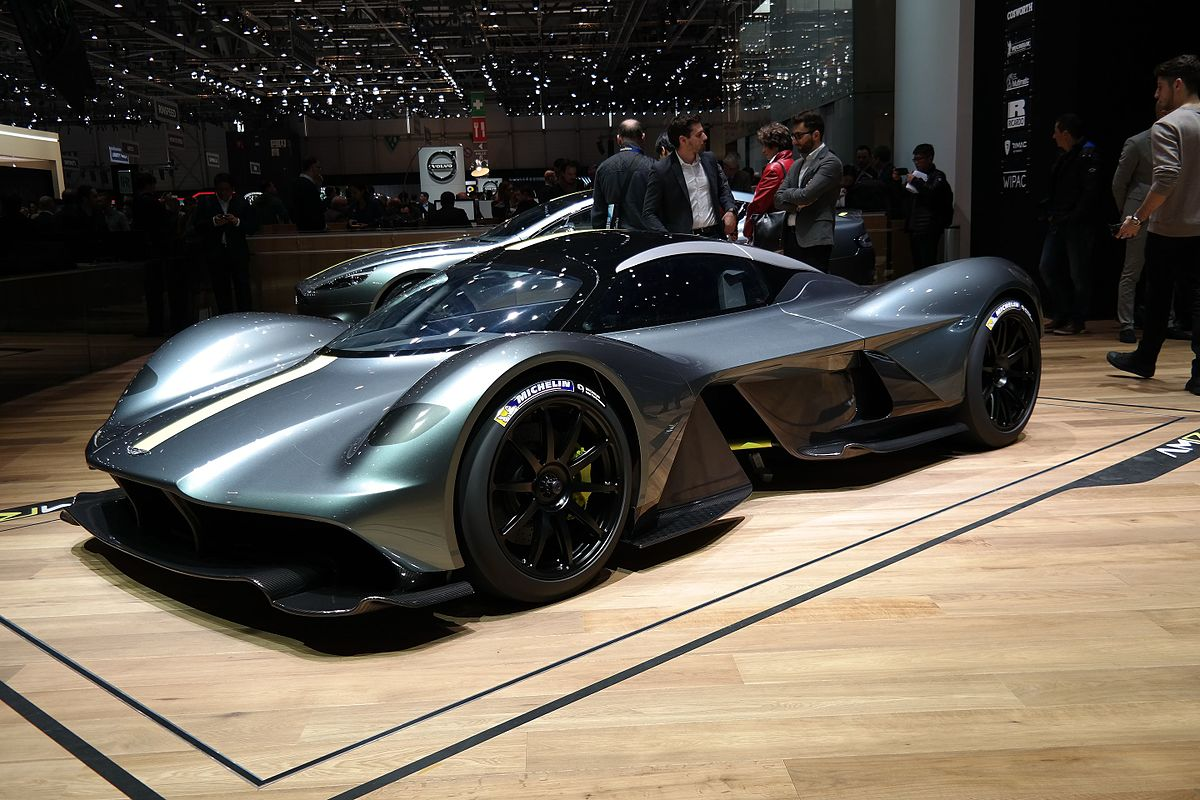 aston martin valkyrie wikip dia. Black Bedroom Furniture Sets. Home Design Ideas