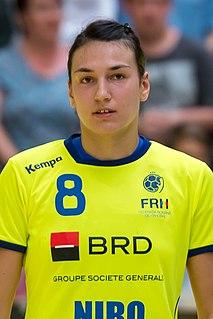 Cristina Neagu Romanian handball player