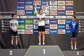 20180929 UCI Road World Championships Innsbruck Women Elite Road Race Award Ceremony 850 1450.jpg