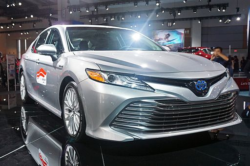 2018 Toyota Camry Hybrid WAS 2017 1728