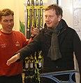 2019-01-11 Pressetermin Ministerpräsident Michael Kretschmer at FIS Cross-Country World Cup Dresden by Sandro Halank–007.jpg
