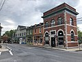 2019-05-20 17 11 14 Buildings along Maryland State Route 851 (Main Street) just south of Sandosky Road and Oklahoma Avenue in Sykesville, Carroll County, Maryland.jpg