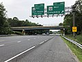 2019-06-05 11 38 41 View south along Interstate 95 at Exit 38B (Maryland State Route 32 WEST, Columbia) along the edge of Columbia and Savage in Howard County, Maryland.jpg