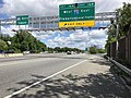 2019-06-14 11 35 21 View north along the Inner Loop of the Baltimore Beltway (Interstate 695) at Exit 16 (Interstate 70, Frederick, Local Traffic) in Woodlawn, Baltimore County, Maryland.jpg
