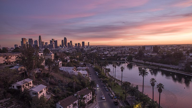 File:20190616154621!Echo Park Lake with Downtown Los Angeles Skyline.jpg