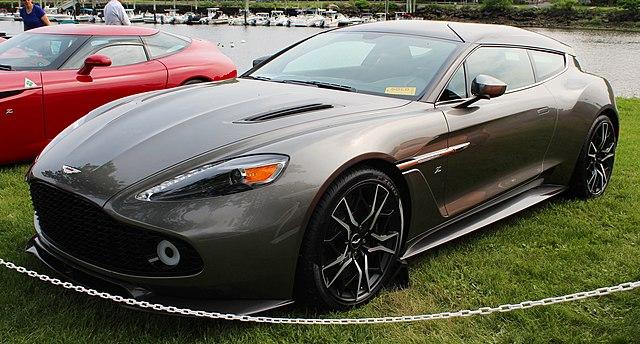 File 2019 Aston Martin Vanquish Zagato Shooting Brake Concours 6 1 19 Jpg Wikimedia Commons