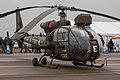 2019 Royal International Air Tattoo Aerospatiale SA342M Gazelle - Armée de Terre - 4053 GBE (48367862066).jpg