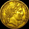 20 franc cérès 1851 Avers.png