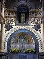 227 Basílica de Montserrat, capella del Cambril, altar.JPG