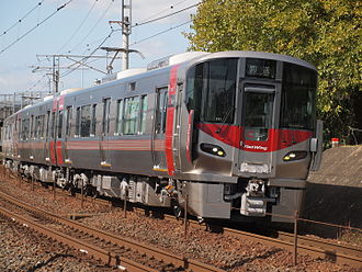 227 series - Two-car set S11 in October 2015