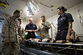 24th MEU, Mass casualty exercise aboard USS New York 150416-M-YH418-023.jpg
