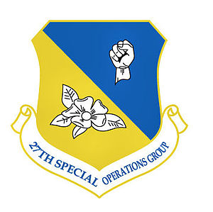 27th Special Operations Group - Image: 27thsogroup emblem