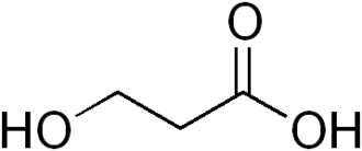 Beta hydroxy acid - 3-Hydroxypropionic acid, a simple beta hydroxy acid
