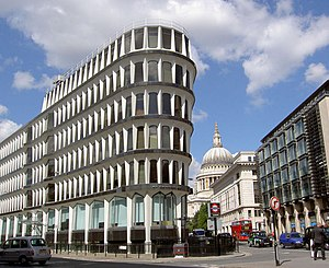 30 Cannon Street - Image: 30 Cannon Street. geograph.org.uk 519453