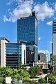 400 George Street, Brisbane seen from Wickham Park, 2020.jpg