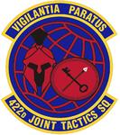 422 Joint Tactics Sq emblem.png