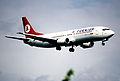 42al - Turkish Airlines Boeing 737-4Y0; TC-JER@ZRH;10.10.1998 (5126483221).jpg