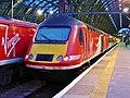 43315 London Kings Cross to Newcastle 1N35 at Kings Cross platform 6 (34699137781).jpg