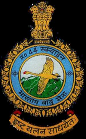 No. 44 Squadron IAF - Image: 44 IAF