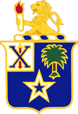 45th Infantry Regiment (United States) - Image: 45 Inf Rgt DUI