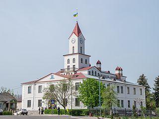 Busk, Ukraine City in Lviv Oblast, Ukraine