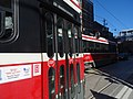 504 King streetcars 4199, 4058, 2015 10 11 (2) (21921396090).jpg