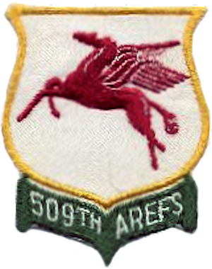 509th Weapons Squadron - Image: 509th Air Refueling Squadron