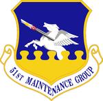 51 Maintenance Gp emblem.png