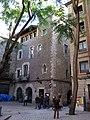 56 Casa Gironella (Hotel Neri), pl. Sant Felip Neri.JPG