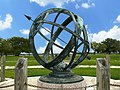 6' Armillary Sphere @ San Jacinto Battle Field, Texas.jpg