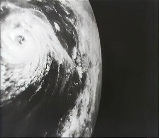 Hurricane Ginny Category 2 Atlantic hurricane in 1963