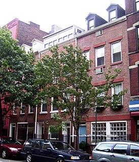 Washington Street (Manhattan) Street in Manhattan, New York