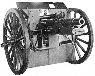 75 mm Gun M1916 - Image: 75mm Gun US Model 1916