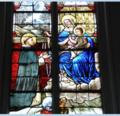 7 St Dominique reçoit le Rosaire.png