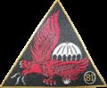 81st Airborne Commando Battalion's Insignia.png