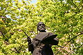 8735 - Milano - Francesco Barzaghi - Monumento a Francesco Hayez - Foto Giovanni Dall'Orto - 14-Apr-2007.jpg